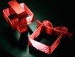 Ribbon Christmas Present – Mezwik