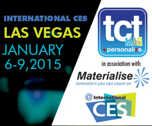 CES Materialise Live Blog
