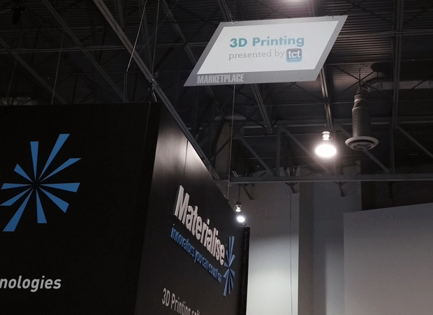 3D Printing Marketplace at CES 2015