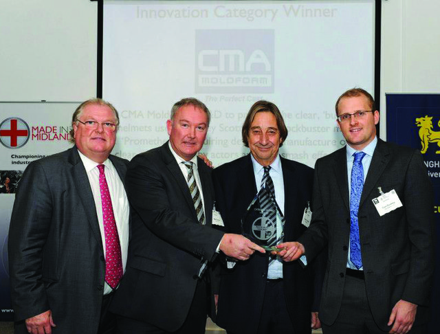 CMA Moldform Innovation Award