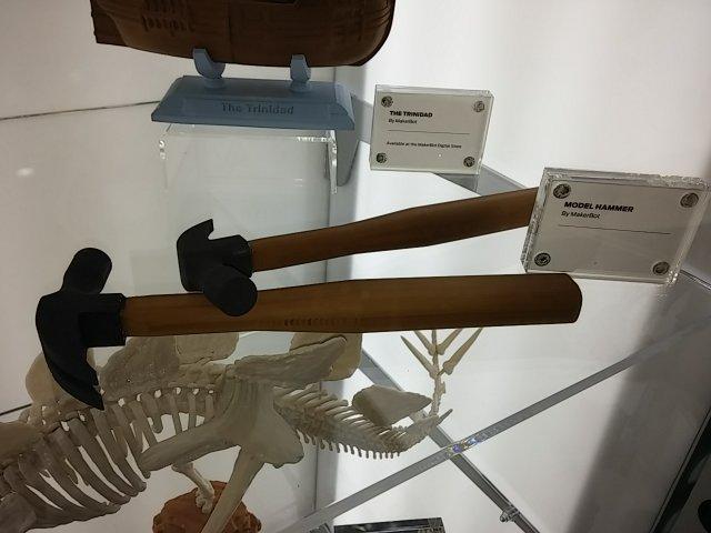 MakerBot hammer
