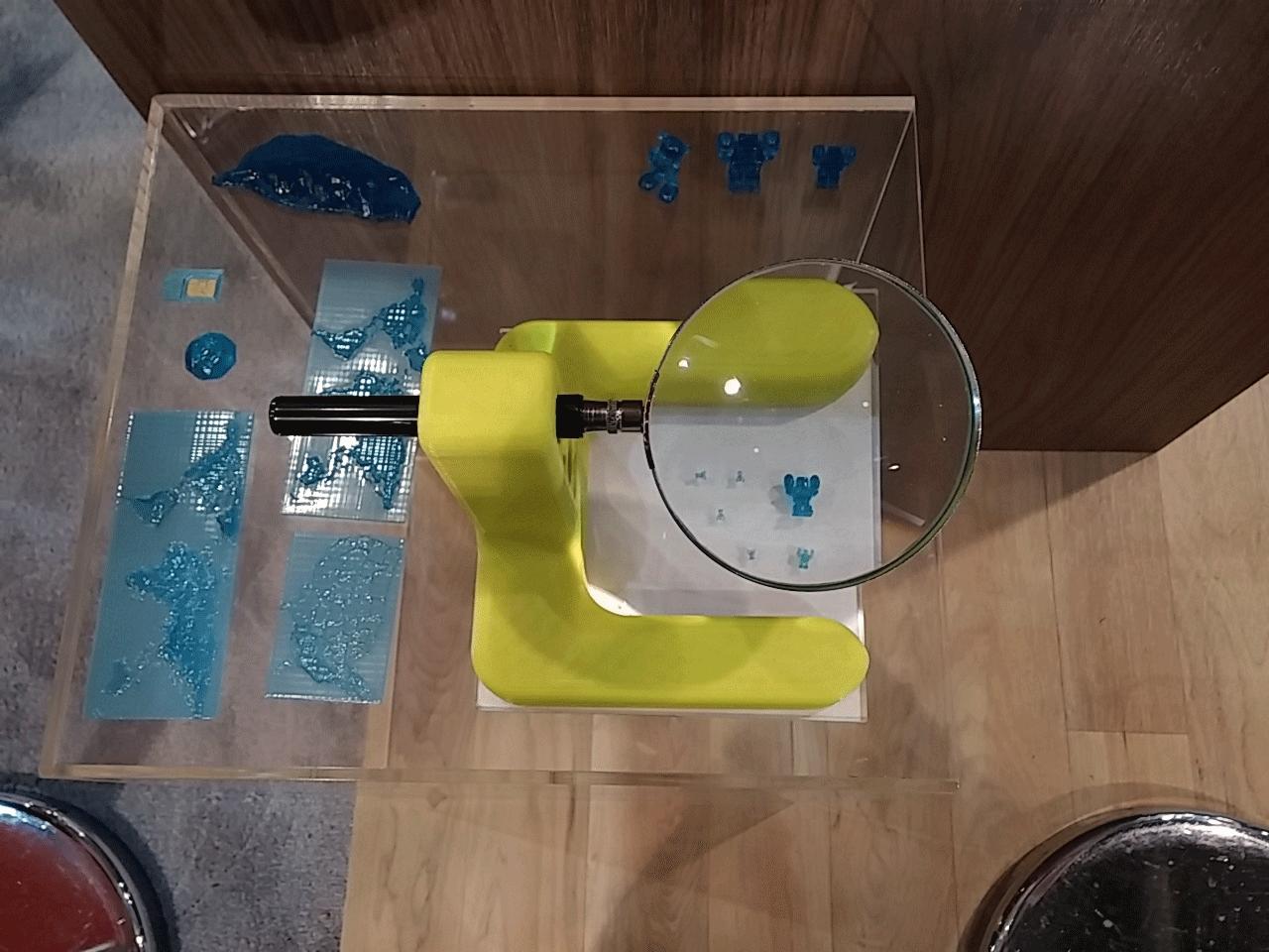 XYZprinting 3D Jet Examples