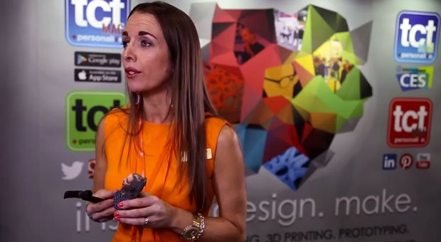 Mcor's Deidre MacCormack talks paper 3D Printing