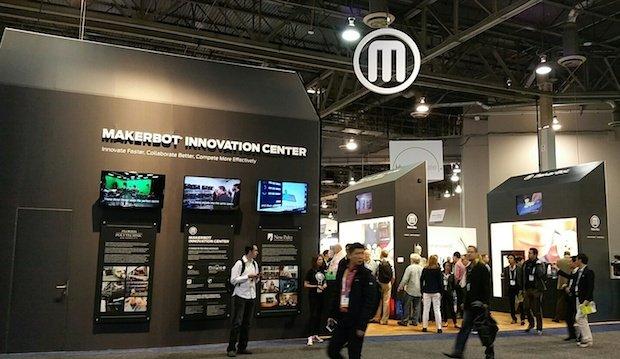 MakerBot CES 2015