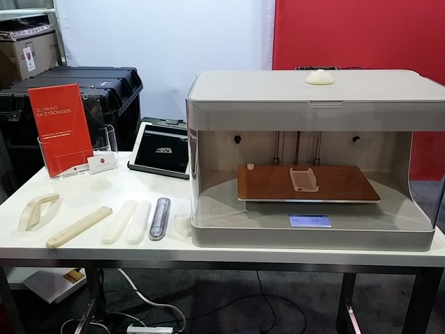 The Mark One 3D Printer