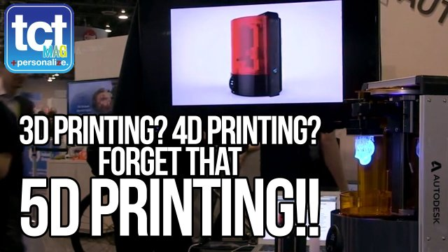 Autodesk video at CES