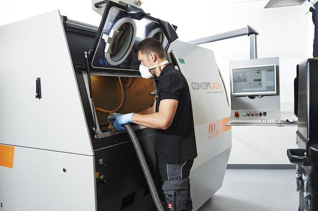 Concept Laser Toolcraft
