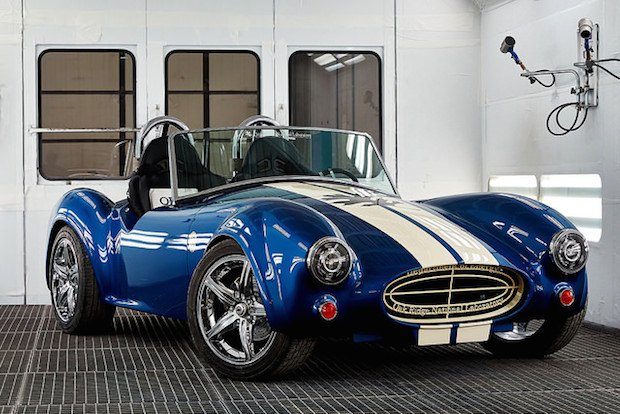 3d printed shelby cobra marks 50 years of classic car tct magazine. Black Bedroom Furniture Sets. Home Design Ideas
