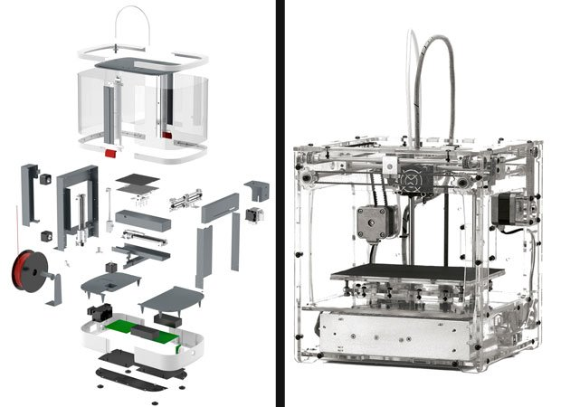 The build your printer trend