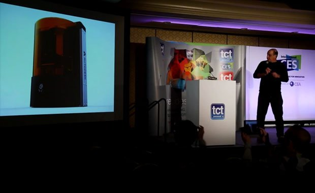 Carl Bass talks Ember and Spark at TCT 3D Printing Conference