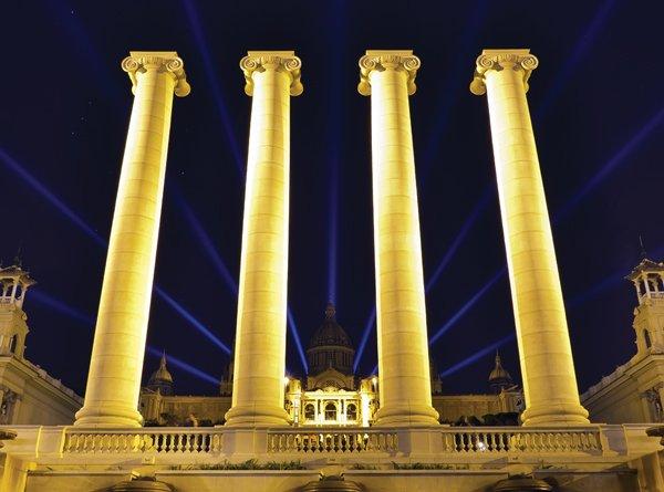 Grimm Column Columns