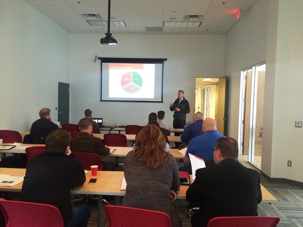 Workshop at voxeljet of North America