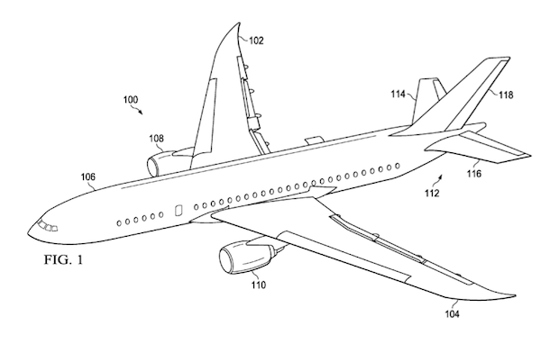3d Aerospace Parts : Boeing files patent for d printing aircraft parts tct