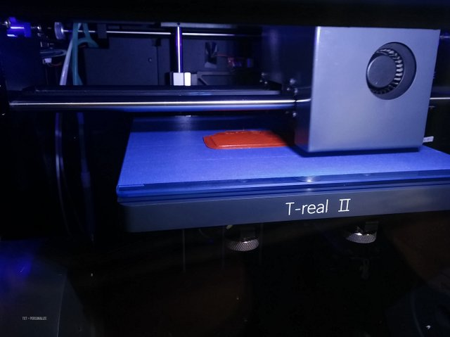 Inside the T-Real II