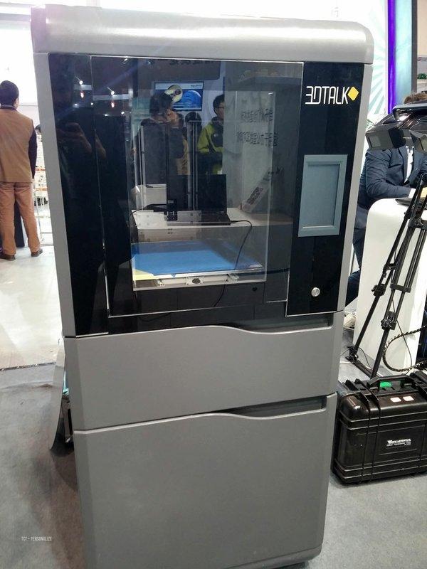 3D Talk large scale professional machine
