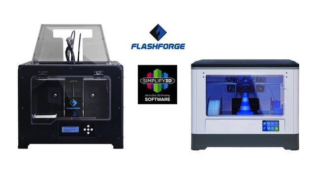 FlashForge partner with Simplify3D