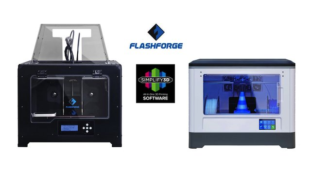 FlashForge partner with Simplify3D