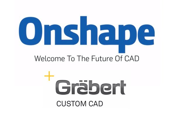 Onshapeand Graebert Logos