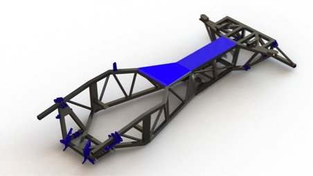 Chassis Design Work