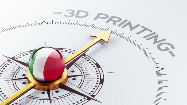Sandretto launch 3D printer at PLAST in Milan, Italy