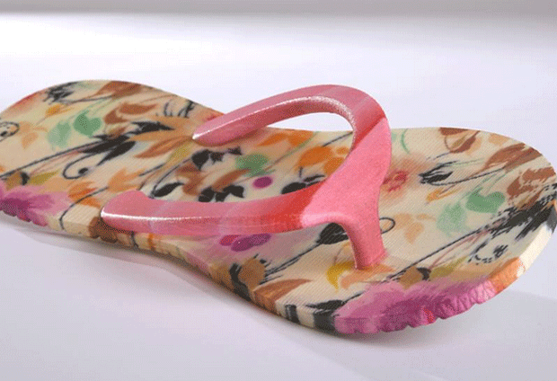Flip-Flop Printed on Mcor Machine