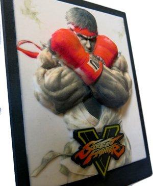 3D Printed Ryu