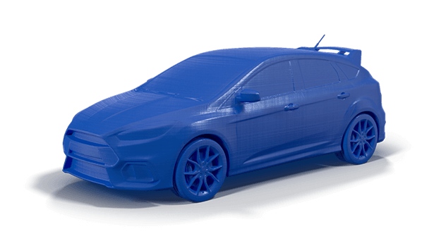 You can now 3D print your own Ford car - TCT Magazine
