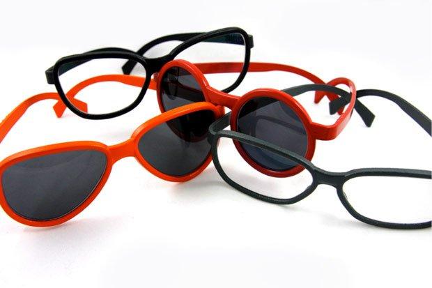 Ritik's 3D Printed Glasses