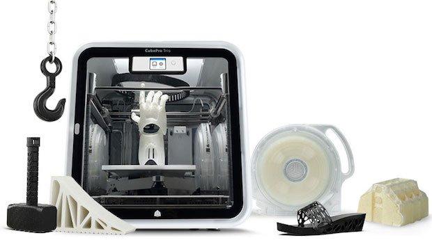 Nylon desktop 3D printing