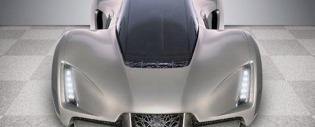 Can you 3D Print a supercar?