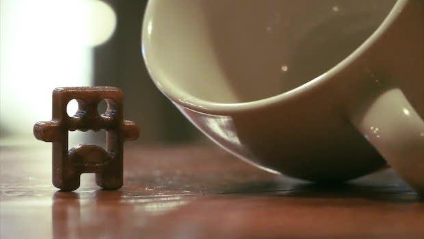 3D printing coffee