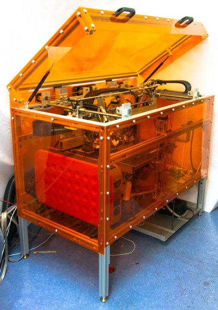 MultiFab 3D printer