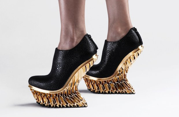 c15c5a4354f6 Francis Bitonti launches Mutatio 3D printed shoe collection with ...
