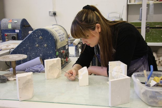 Jade Crompton at work.jpg