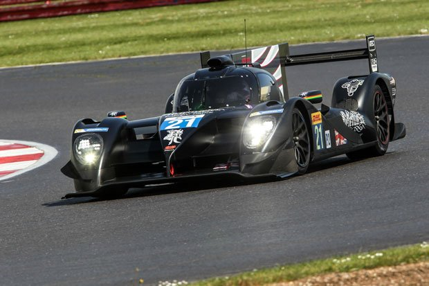 Strakka Racing's Le Mans Car