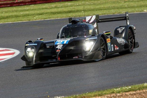 Strakka Racing's Le Mans Car