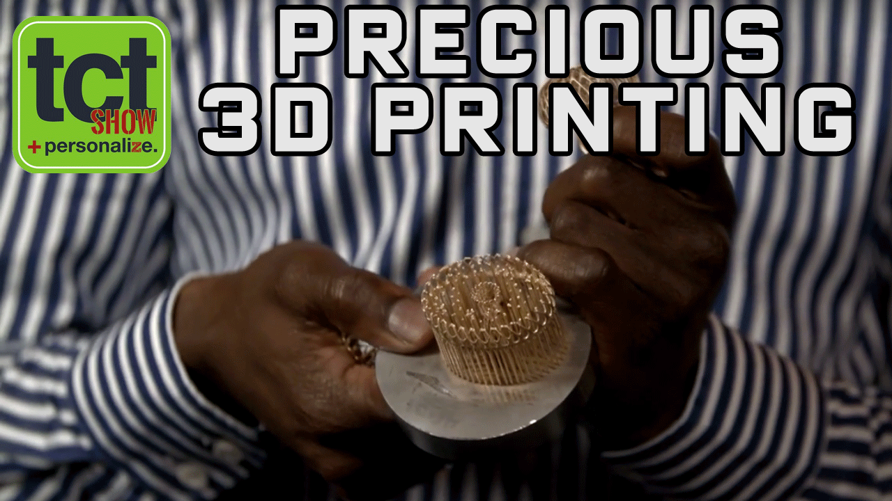 3D Printing the Precious Project