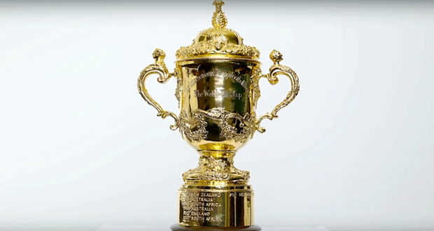3D Printing the Webb Ellis Cup