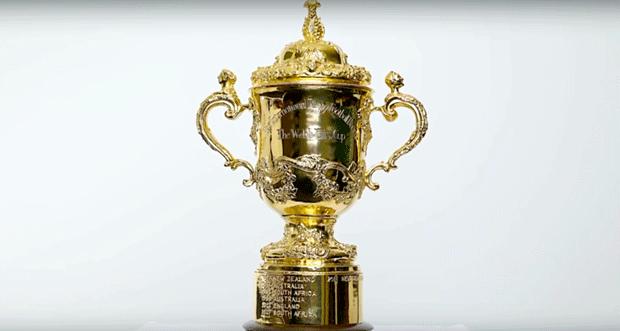 3D Printing the Webb Ellis Cup