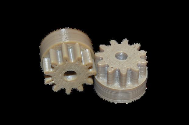 PEEK 3D printing