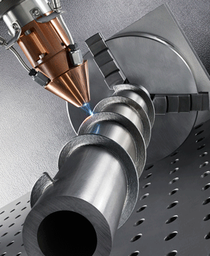 Laser Metal Deposition by Trumpf