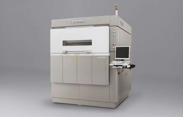Ricoh 3D printer