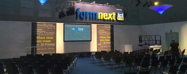 formnext conference theatre