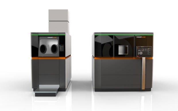 Concept Laser's new machine