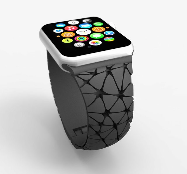 FreshFiber's Apple Watch straps