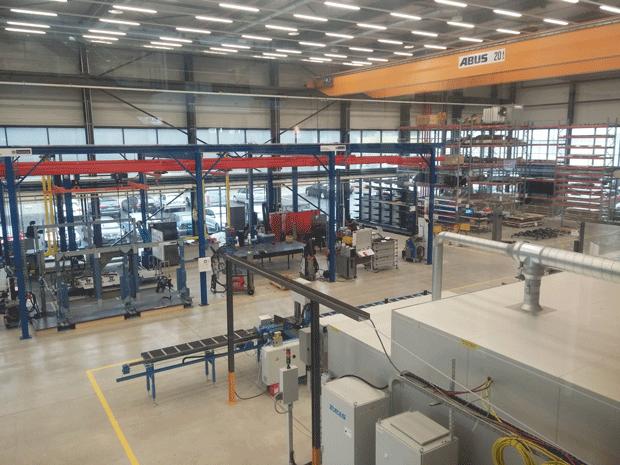 ACAM's Factory Floor