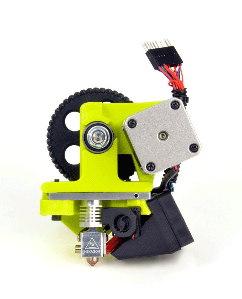 Flexystruder v2 Tool Head