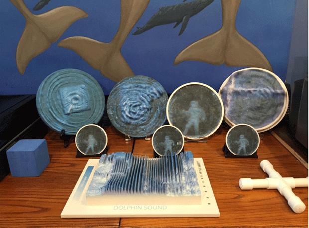 Dolphin 3D prints