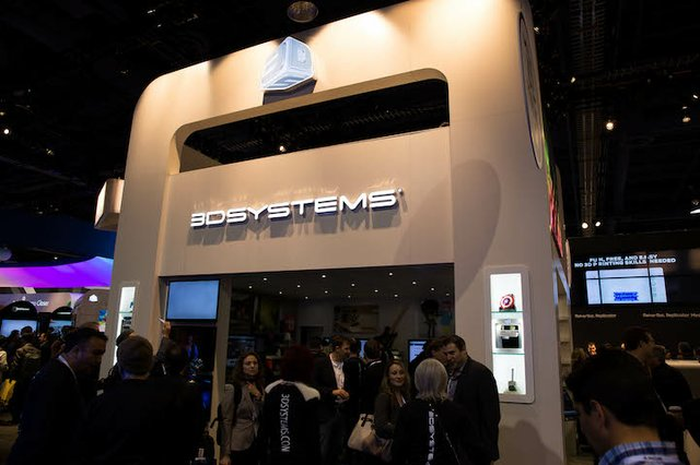 3D Systems at CES