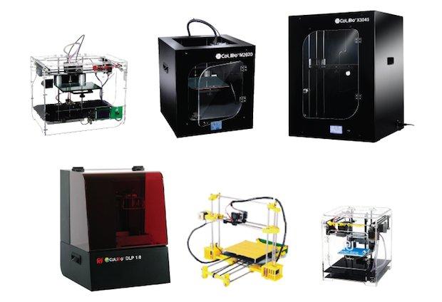 CoLiDo 3D printers